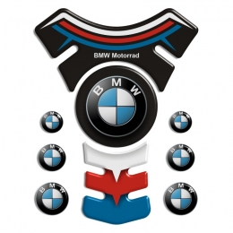 TANK PAD ADESIVO FRONTAL TANQUE BMW